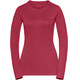 VAUDE W's Sveit LS Shirt red cluster